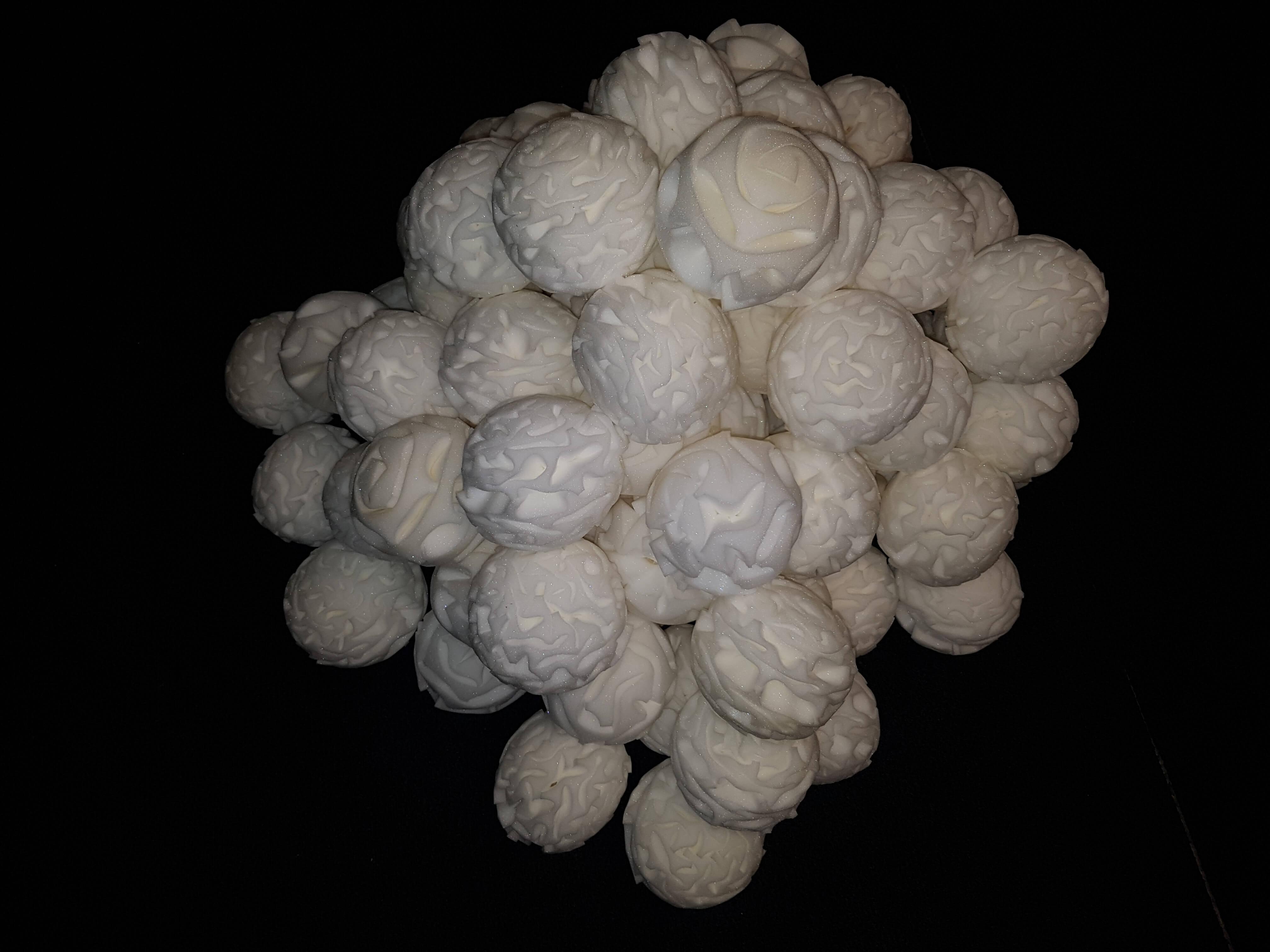 050 Droge Sneeuwballen