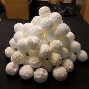 100 Droge Sneeuwballen – 2