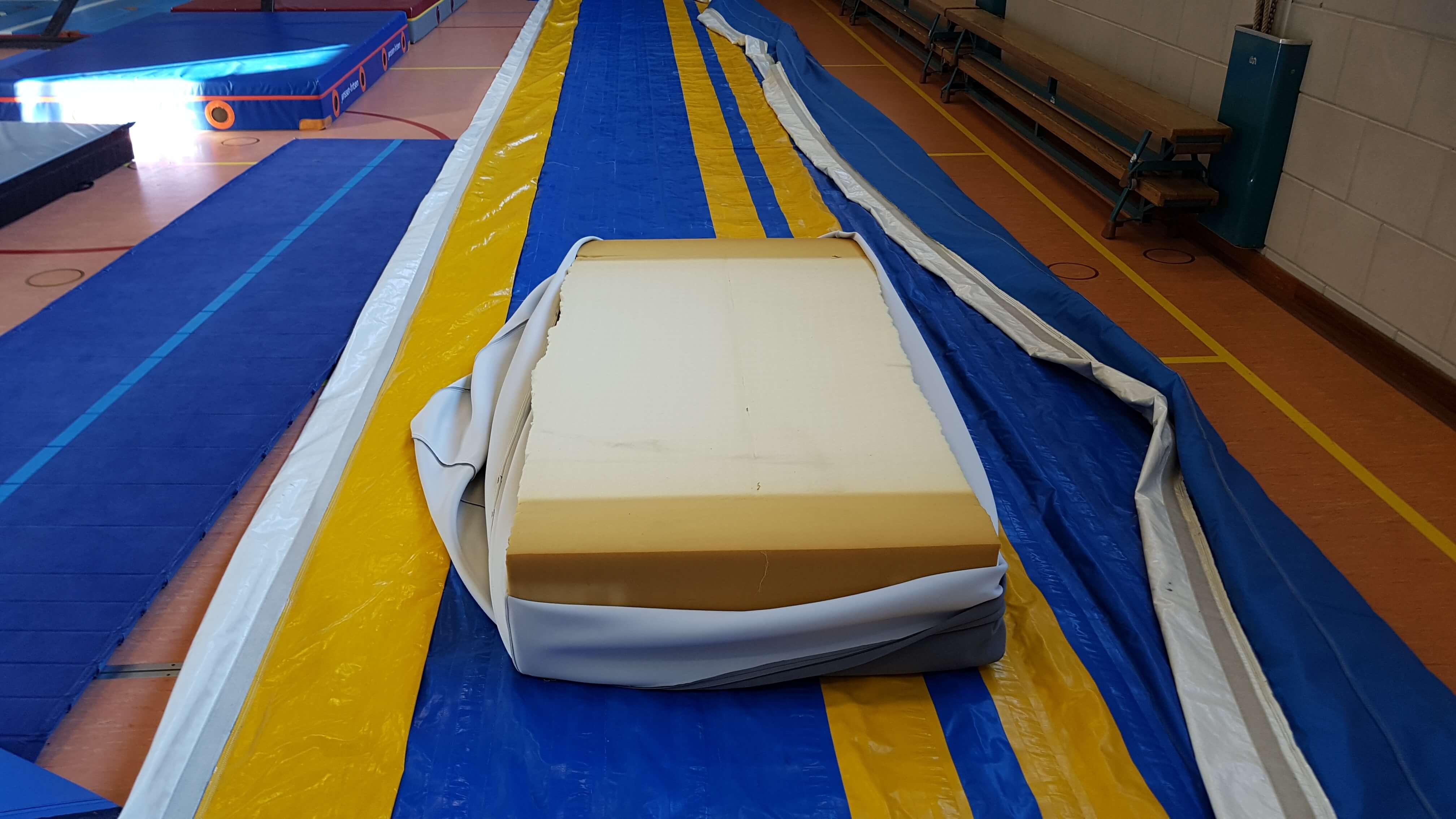 Soft Crash Mat – L – 60 x 100 x 200 – 'Recycle'