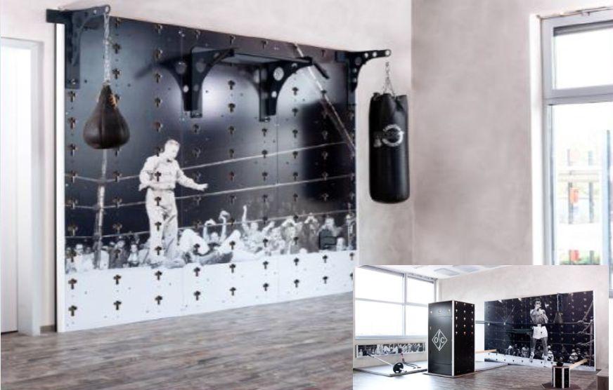 Fitness ruimte – Boksen